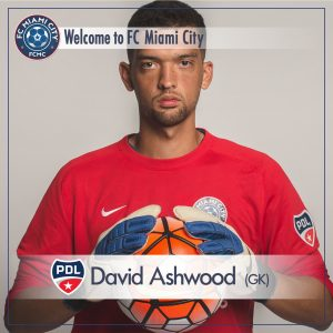 David Ashwood