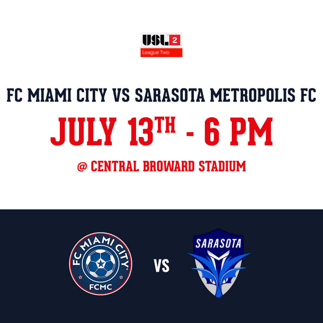 8db5462db00 FC Miami City | Miami's Official Soccer Team of the USL League Two